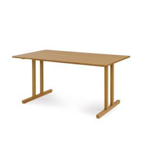 竹集成材のダイニングテーブル Wing Table W1500xD850xH720mm TEORI|maaoyama