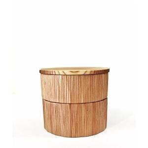 桶の弁当箱 桶弁|maaoyama