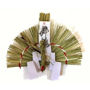 鶴のしめ飾り|maaoyama