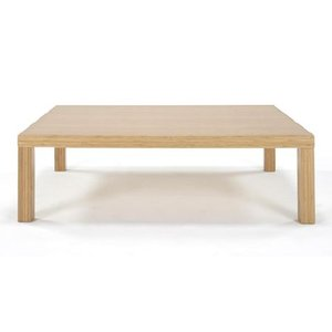 竹集成材のリビングテーブル Kリビングテーブル 角脚 W1200×D850×H350mm TEORI|maaoyama