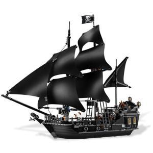 パイレーツオブカリビアン ブラックパール号 レゴ互換品 ブロック