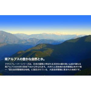 炭酸水 クオス  レモンフレーバー 500ml×24本 無糖炭酸飲料 カロリーゼロ|maborosiya|06