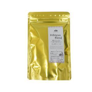 カフェインゼロ  クエン酸たっぷり プレミアム ハイビスカスティー まろやかな酸味がクセになる ハー...