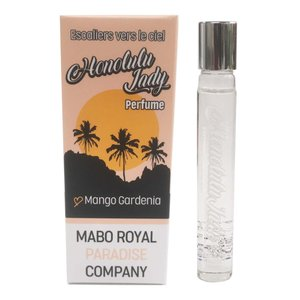 Honolulu Lady PERFUME(香水)|maboroyalhawai