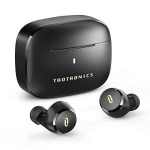 TaoTronics ワイヤレスイヤホン apt-X対応/Type-C充電対応 / イヤホン単体9時ング SoundLiberty 97 (ブラック)