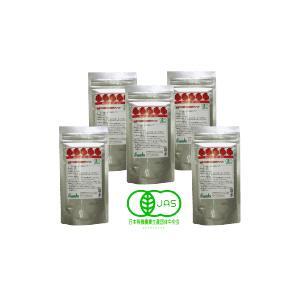 有機マカ粉末(高吸収タイプ)100g入り 5袋セット(送料無料)|maca-ifweb