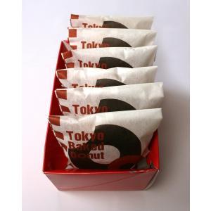 東京焼きドーナツショコラ6個入り|macanonshopping