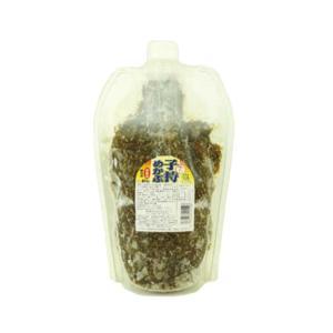 風味豊かな醤油漬けめかぶに口当たりの良いシシャモ卵を加え、まろやかな味に仕上げられた逸品です。 チュ...