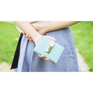 鍵付き 日記 手帳 秘密 ノート ミニ B7 最小サイズ ダイヤル ナンバー ロック|macaroni|13