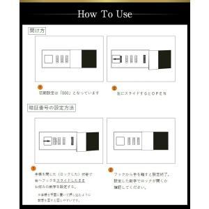 鍵付き 日記 手帳 秘密 ノート ミニ B7 最小サイズ ダイヤル ナンバー ロック|macaroni|04