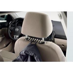 Volkswagen / フォルクスワーゲン / VW 純正アクセサリー POLO/ポロ(6R) ヘッドレストフック 送料サイズ60|macars-onlineshop