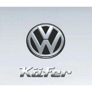 Volkswagen / フォルクスワーゲン / VW 純正アクセサリー The Beetle 『kafer』エンブレム 送料サイズ60|macars-onlineshop