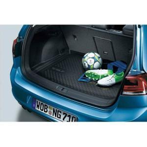 Volkswagen / フォルクスワーゲン / VW 純正アクセサリー ラゲージトレー GOLF7/ゴルフ7 送料サイズ240|macars-onlineshop