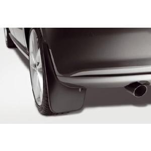 Volkswagen / フォルクスワーゲン / VW 純正アクセサリー POLO/ポロ(6R) マッドフラップ 送料サイズ80|macars-onlineshop