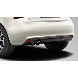 AUDI / アウディ 純正アクセサリー スポーツテールパイプフィニッシャー A1(8X)/A3(8P)用(一部除く) 送料サイズ80|macars-onlineshop