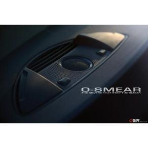 OSIR ダッシュベントカバー 2pcs for Audi TT8J/R8 (O-POD SMEAR) 送料サイズ100 macars-onlineshop