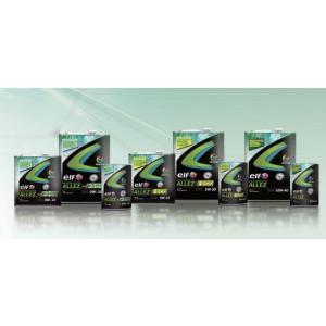 elf/エルフ エンジンオイル ALLEZ/アレ ECO 5W30/5W-30 3Lx6本 送料60サイズ|macars-onlineshop