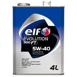 elf/エルフ エンジンオイル EVOLUTION 900 FT 5W40/5W-40 3Lx6本 送料60サイズ|macars-onlineshop