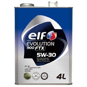 elf/エルフ エンジンオイル EVOLUTION 900 FTX 5W30/5W-30 3Lx6本 送料60サイズ|macars-onlineshop