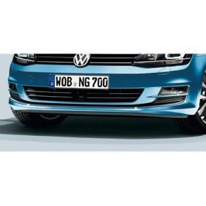 Volkswagen / フォルクスワーゲン / VW 純正アクセサリー フロントリッププロテクター GOLF7/ゴルフ7 送料サイズ160|macars-onlineshop