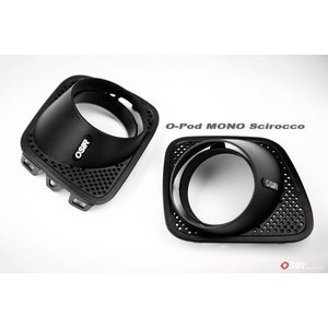 OSIR シングルメーターポッド for VW Scirocco(O-Pod Mono Scirocco) 送料100サイズ|macars-onlineshop