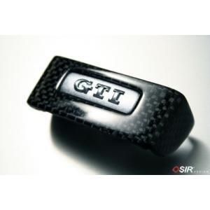 OSIR Steering Badge GT カーボンステアリングバッジ for Volkswagen Golf5/Scirocco 送料サイズ100|macars-onlineshop