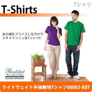 ライトウェイト半袖カラーTシャツ 00083-BBT|maccut