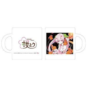 「弘前ねぷたまつり」×「桜ミク」  マグカップ ill.by 木屋町(予約)[キャラアニ] machichara
