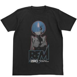 Re:ゼロから始める異世界生活  レム蓄光Tシャツ BLACK M(予約)[コスパ]|machichara