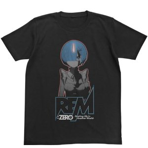 Re:ゼロから始める異世界生活  レム蓄光Tシャツ BLACK L(予約)[コスパ]|machichara