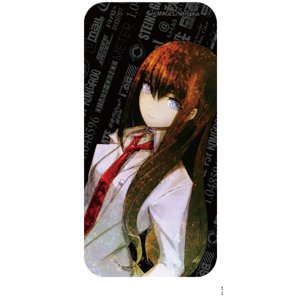 STEINS;GATE  牧瀬紅莉栖 強化ガラスiPhoneケース 12・12Pro共用(予約)[コスパ]|machichara