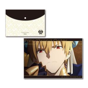 Fate/Grand Order -絶対魔獣戦線バビロニア-  フラットポーチB ギルガメッシュ(予約)[タカラトミーアーツ]|machichara