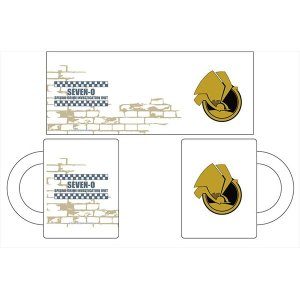 DOUBLE DECKER! ダグ&キリル  マグカップ A(予約)[コンテンツシード] machichara