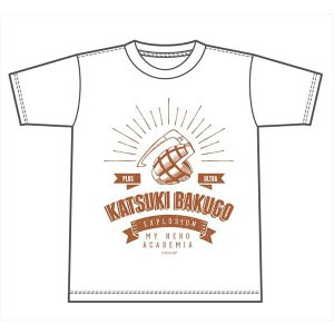 僕のヒーローアカデミア  ヴィンテージシリーズ Tシャツ 爆豪勝己 S(予約)[タカラトミーアーツ] machichara