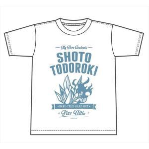 僕のヒーローアカデミア  ヴィンテージシリーズ Tシャツ 轟焦凍 S(予約)[タカラトミーアーツ] machichara