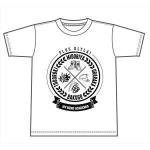 僕のヒーローアカデミア  ヴィンテージシリーズ Tシャツ 緑谷・爆豪・麗日・轟 M(予約)[タカラトミーアーツ] machichara