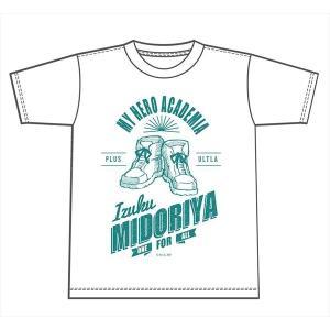 僕のヒーローアカデミア  ヴィンテージシリーズ Tシャツ 緑谷出久 L(予約)[タカラトミーアーツ] machichara