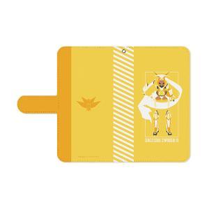 戦姫絶唱シンフォギアXV  立花 響 手帳型スマホケース Mサイズ(予約)[ARMA BIANCA]|machichara