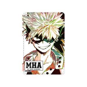 【僕のヒーローアカデミア】  爆豪勝己 Ani-Art 1ポケットパスケース(予約)[ARMA BIANCA]|machichara