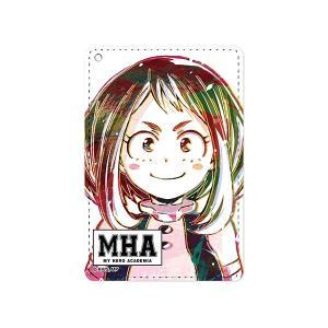 【僕のヒーローアカデミア】  麗日お茶子 Ani-Art 1ポケットパスケース(予約)[ARMA BIANCA]|machichara