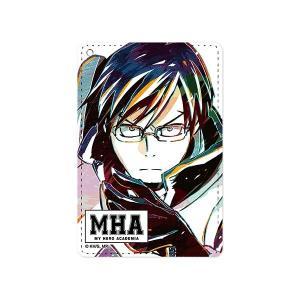 【僕のヒーローアカデミア】  飯田天哉 Ani-Art 1ポケットパスケース(予約)[ARMA BIANCA]|machichara