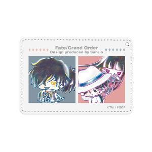 Fate/Grand Order Design produced by Sanrio  岡田以蔵&坂本龍馬 Ani-Art 1ポケットパスケース(予約)[ARMA BIANCA]|machichara