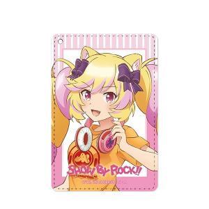 【SHOW BY ROCK!!】  描き下ろしイラスト マシマヒメコ ヘッドフォンver. 1ポケットパスケース(予約)[ARMA BIANCA]|machichara