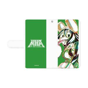 僕のヒーローアカデミア  蛙吹梅雨 Ani-Art 手帳型スマホケース vol.3 Lサイズ(予約)[ARMA BIANCA]|machichara