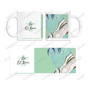 血界戦線&BEYOND  ツェッド・オブライエン Ani-Art 第3弾 マグカップ(予約)[ARMA BIANCA]|machichara