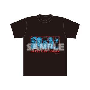 名探偵コナン  箔プリントTシャツ (L)(予約)[ブシロードクリエイティブ] machichara