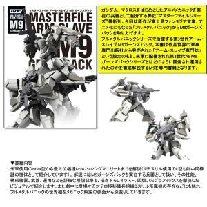 〈送料無料〉マスターファイル アーム・スレイブ M9ガーンズバック[SBクリエイティブ]|machichara