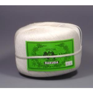 麻糸(16/4)450g 約990m  タグ/縫い糸|machida-ito