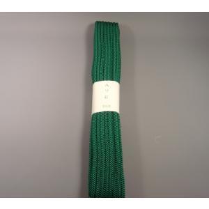正絹八ッ打組紐(太)15m 緑|machida-ito