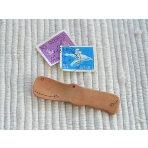 動物たちのスプーンシリーズ カバのスパイススプーン 材質:サオ|machimishi